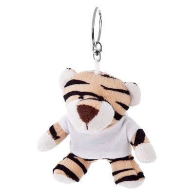 Orson, pluszowy tygrys, brelok